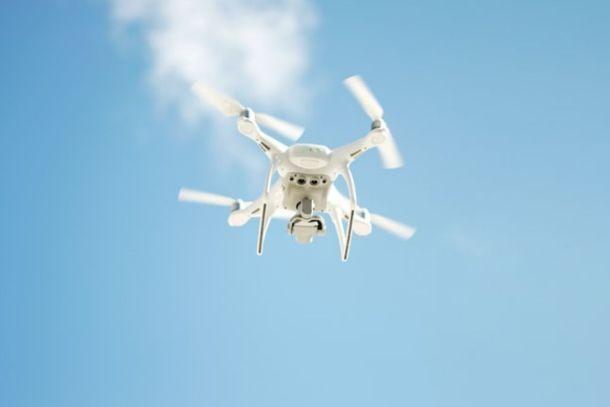 drones urbanos