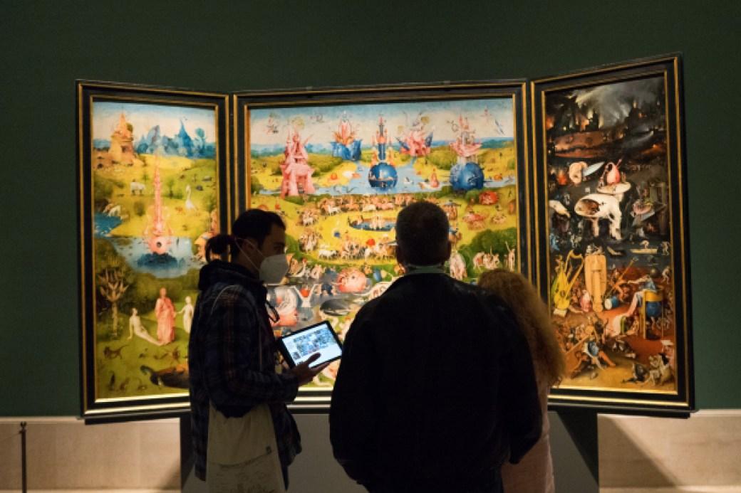 Museo del Prado, Prado Puerta Digital