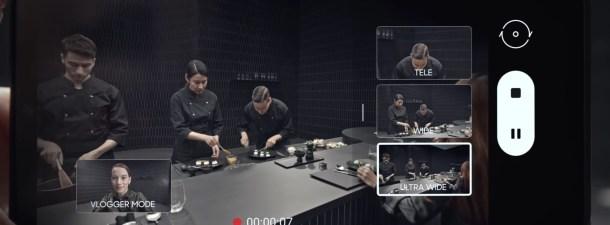 Director's View de Samsung, o cómo sentirse Spielberg con un smartphone