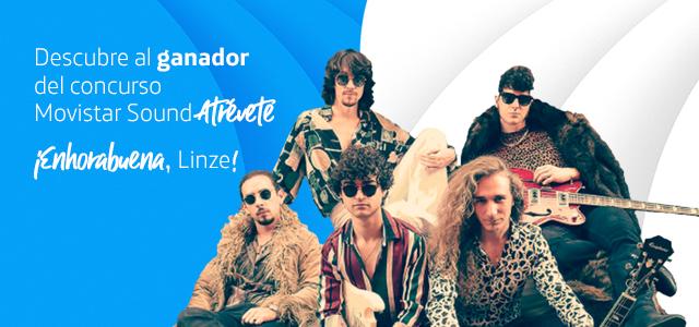 El concurso musical Movistar Sound Atrévete ya tiene un ganador