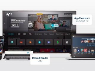 Movistar+ en dispositivos