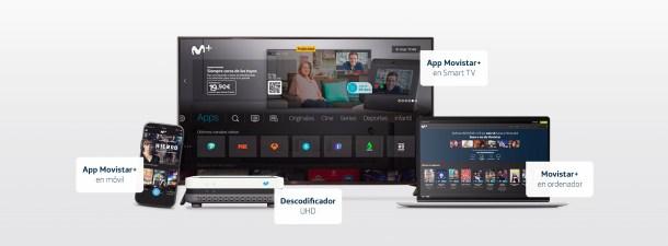 Movistar+ en dispositivos: 4 formas para disfrutar de la mejor experiencia de entretenimiento