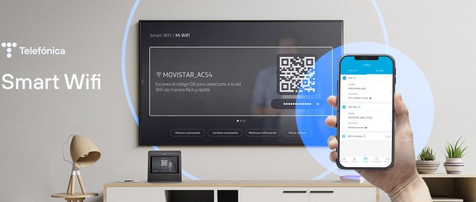 Cómo consultar la contraseña de tu red WiFi si eres cliente de Movistar