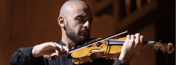 Kamran Omarli, violinista: de Azerbaiyán a España persiguiendo un sueño