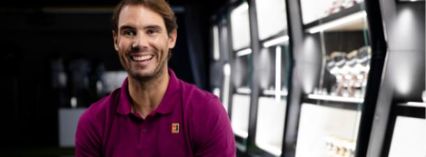 """Rafa Nadal y las conexiones que lo han acompañado en su viaje: """"Sin ellos no habría sido posible"""""""