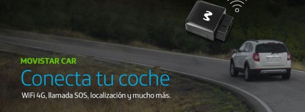 Localizador GPS para coche: conoce las ventajas de Movistar Car
