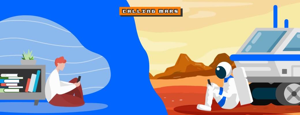 Comunicaciones Tierra Marte