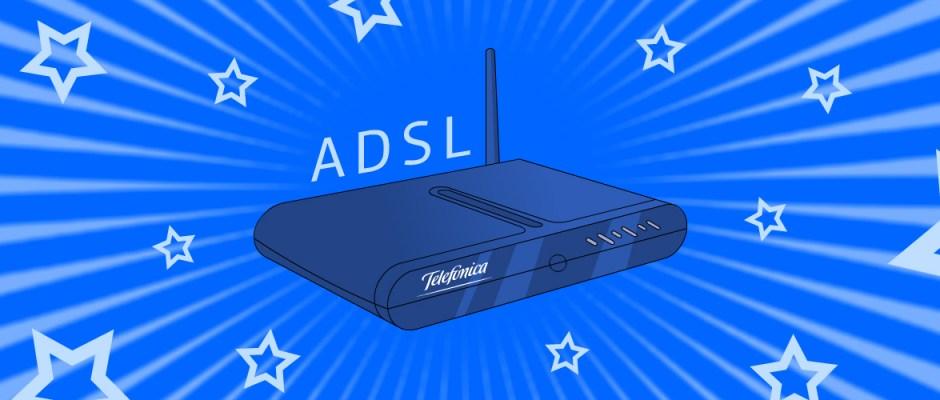 Las primeras líneas de ADSL en España: el mundo al alcance de un click