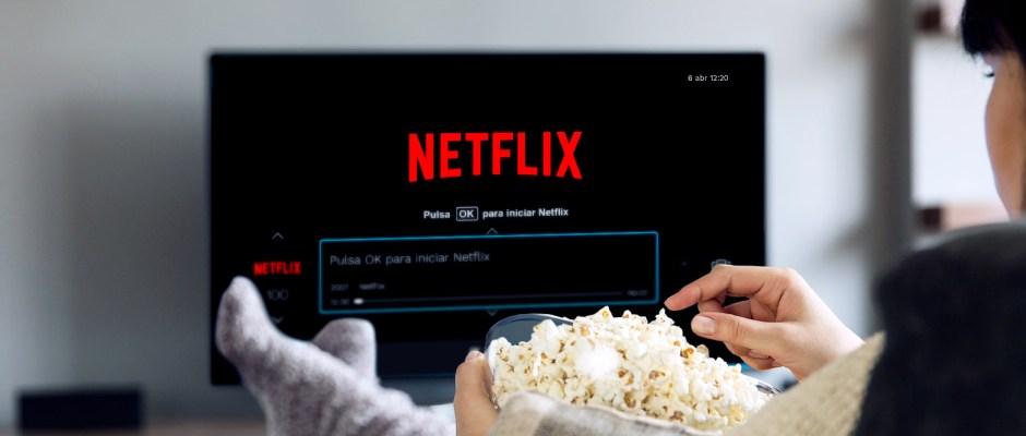 Guía: cómo ver Netflix en Movistar+