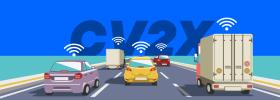 Cellular V2X: así conseguirá el 5G que los coches «hablen» entre sí