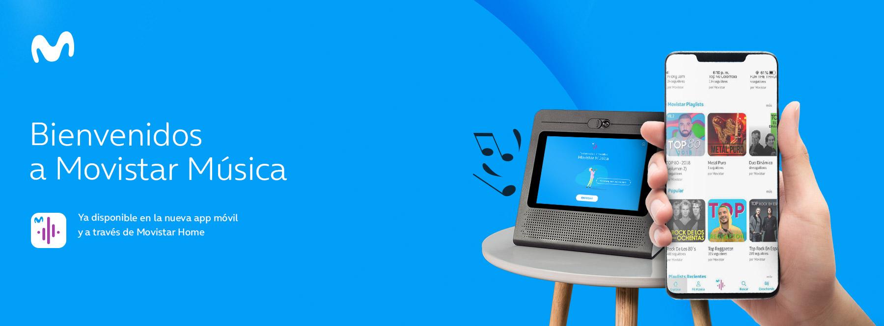 Movistar Música: cómo escuchar música en streaming, sin publicidad y con más de 50 millones de temas