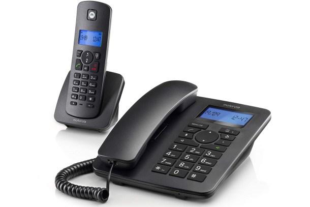 Teléfono fijo - Teléfono móvil
