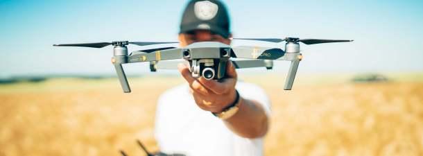 Ventajas de 5G en Vehículos Aéreos No tripulados o VANT