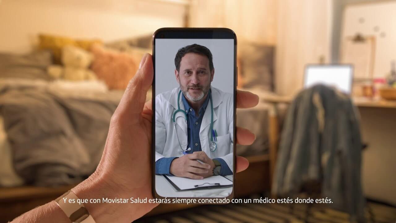 Salud y bienestar con Movistar Salud: cómo cuidarte usando este recurso digital