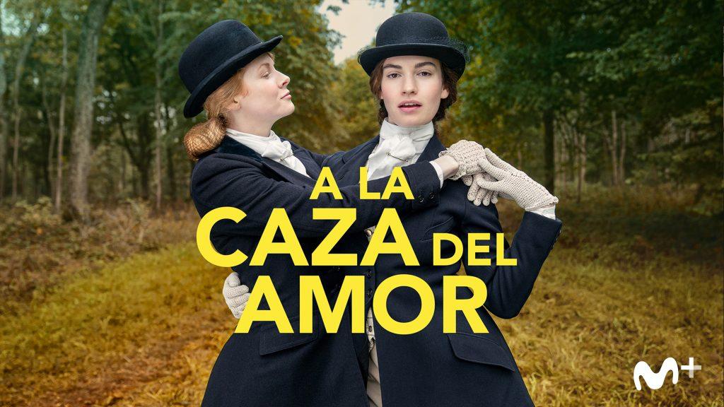 A la caza del amor, estreno en Movistar+