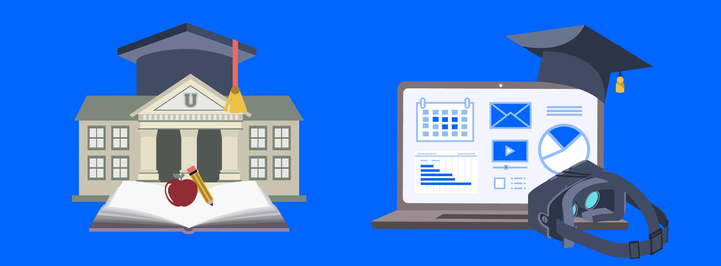 ¿Una revisión del papel de las universidades? Tradición vs. nuevas formas de educación