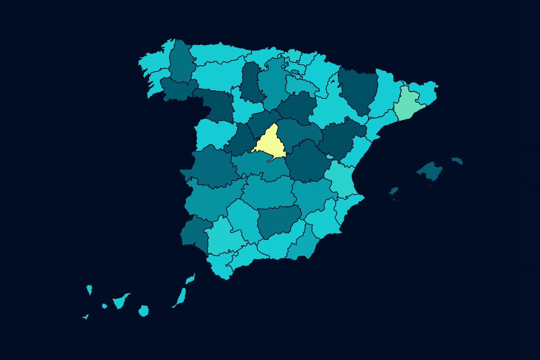 Los 10 empleos más demandados en España en el sector tecnológico