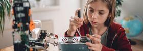 3 consejos para fomentar que tus hijas estudian ciencias