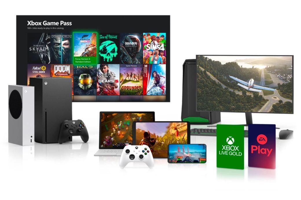 Xbox Game Pass Ultimate, Movistar, Juegos de Xbox