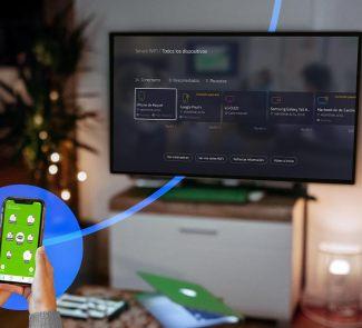 Smart WiFi de Movistar