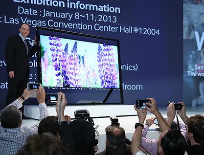El reto de Japón en la retransmisión en 4K