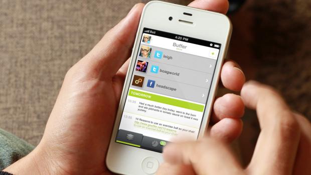 Buffer app is a native app