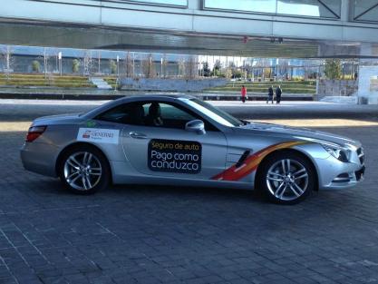 La tecnología M2M llega al mundo del automóvil