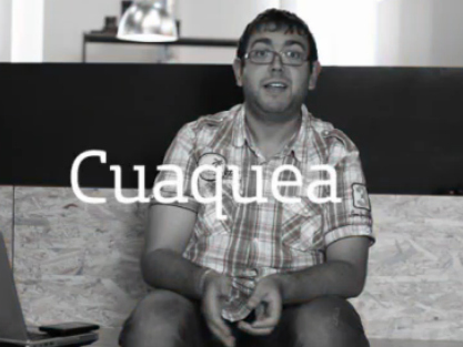 Talentum StartUps y CuaQea, un Twitter de voz