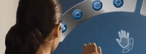 Reconocimiento gestual en ordenadores personales