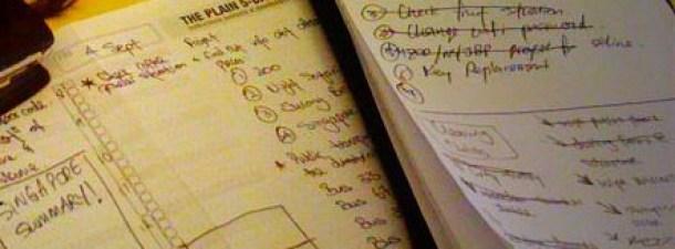 GTD: cómo dejar la procrastinación para mañana