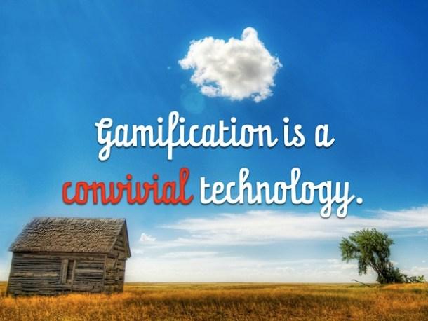Gamification tecnología fácil uso