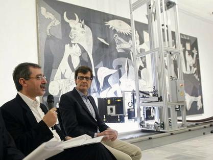 Un viaje digital al interior del Guernica