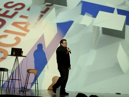 """Guillermo Perezbolde: """"Internet permite conocer e interactuar con nuestros  usuarios"""""""