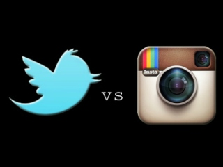 Instagram vs Twitter: la guerra de las fotografías
