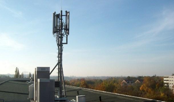 LTE4G Antenna - Telefonica O2 Germany