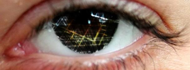Lentillas con pantalla LCD, ¿el futuro de la realidad aumentada?