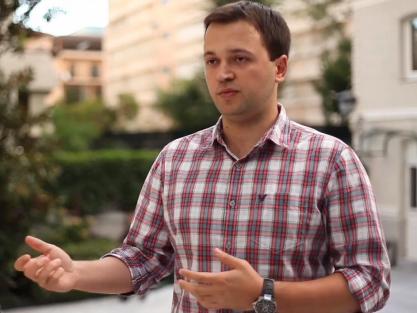 Entrevista a Luis Sanz de Olapic en Start Up Spain 3.0