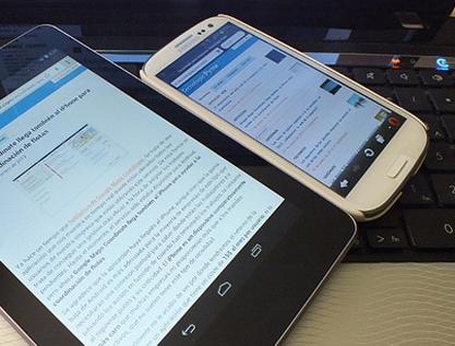 Malware: de las PCs a los smartphones y tablets