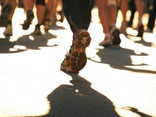 Heroes anónimos en la Maratón de Nueva York