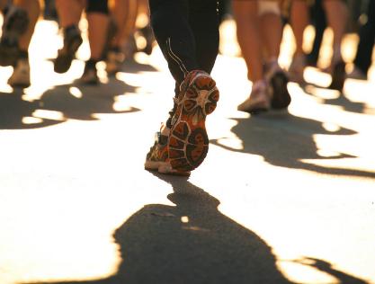 Héroes anónimos en la Maratón de Nueva York