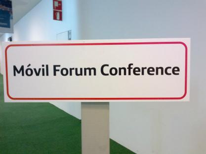 Móvil Forum Conference 2012: un mundo hiperconectado