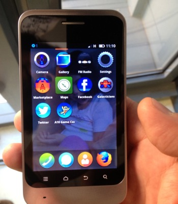 Open Web Device - Firefox OS