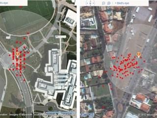 Posicionamiento GPS Microsoft