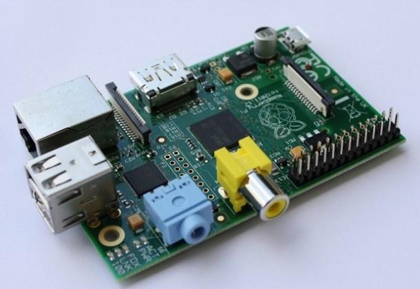Raspberry Pi - placa
