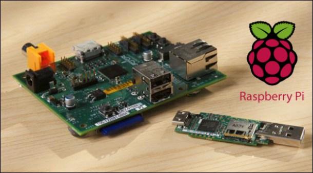 Rasperry Pi - Alternativa a Arduino