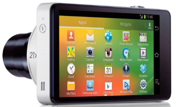Samsung Galaxy Camera Apps