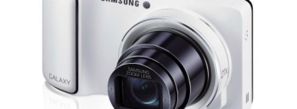 Samsung Galaxy Camera, una cámara social