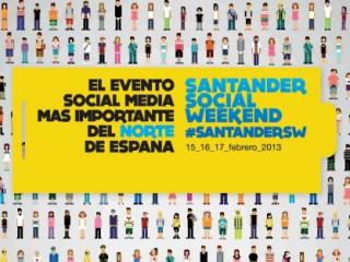 Santander Social Weekend - Evento de Social Media en el norte de España