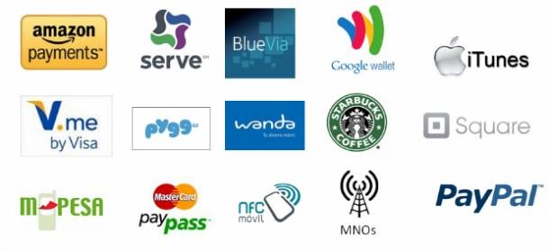 Servicios y herramientas de pago