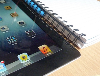 10 aplicaciones básicas para trabajar en una tableta